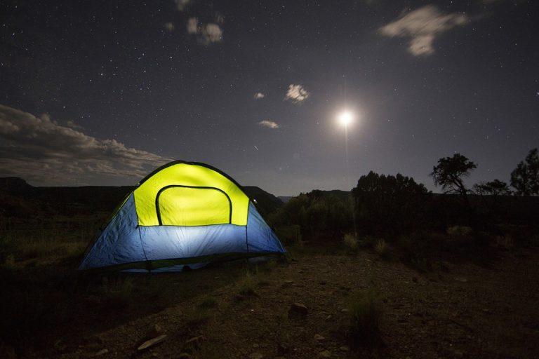 Nuitée en camping