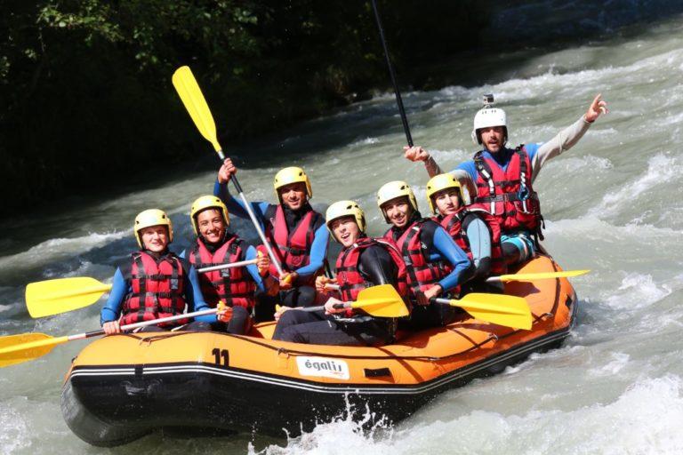 H2o outdoor - Séjours sportifs dans les Alpes