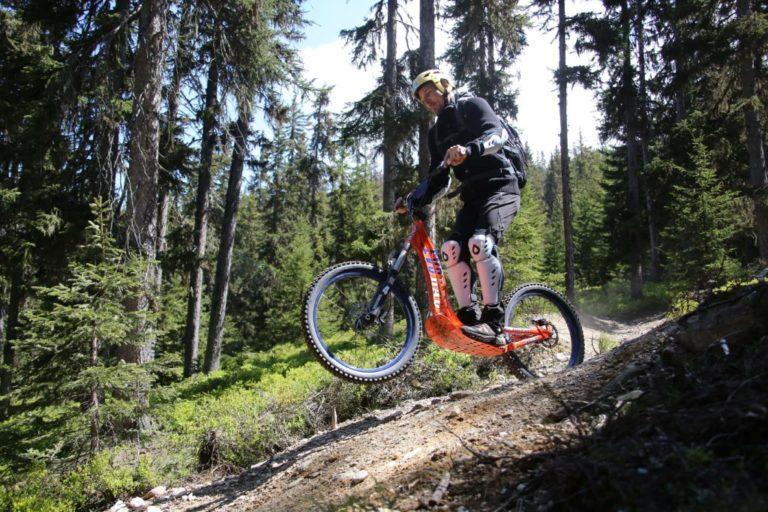 Activité Déval'bike EVG, 73