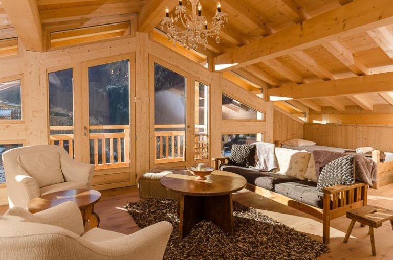 Location Chalet luxe Savoie