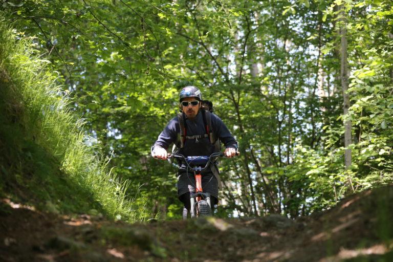 Week-end pour les EVG Déval'Bike